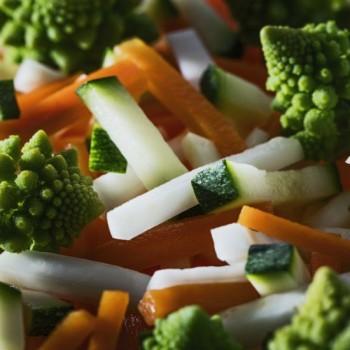 Julienne de Légumes & Romanesco