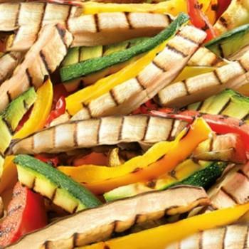 La Poêlée de Légumes Grillés Aromatisés