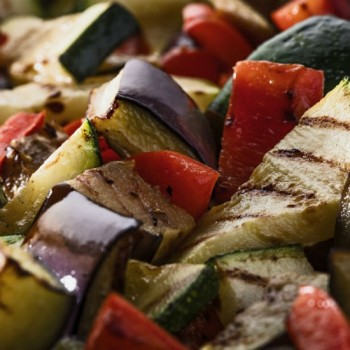 La Poêlée de Légumes Grillés