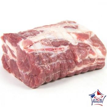 1 Roti de Porc Echine Ficelé