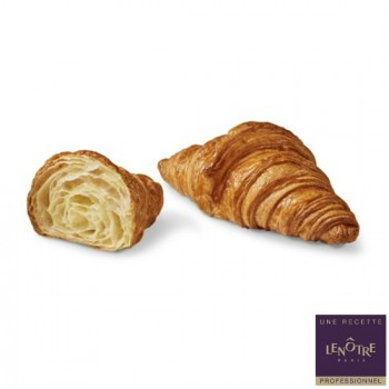 """6 Croissants 60g """"Recette LENOTRE"""""""