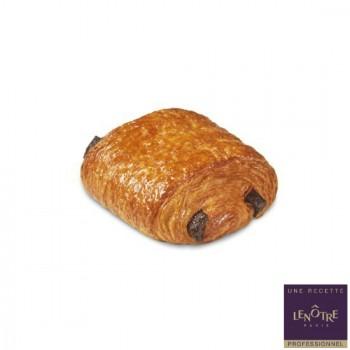 """6 Pains au Chocolat 75g """"Recette LENOTRE"""""""