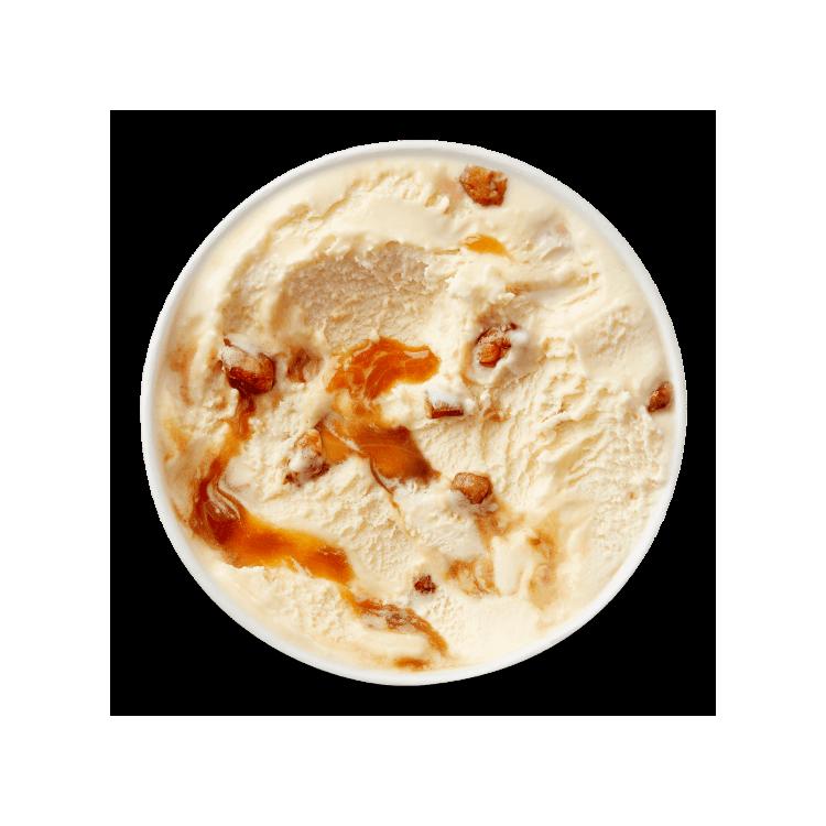 Crème Glacée Praliné Noisettes