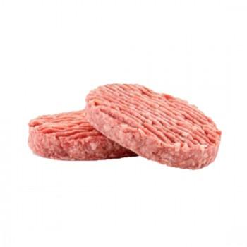 """4 Steaks Hachés de Veau 100g """"Façon Bouchère"""""""