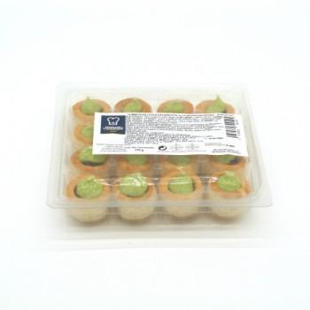 16 Minis Feuilletés d'Escargots à la Bourguignonne