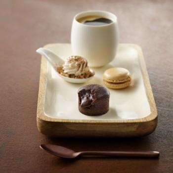 8 Mini Moelleux Chocolat 30g