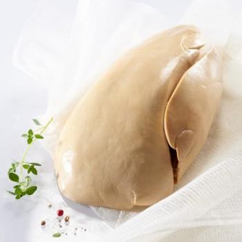 1 Foie Gras Canard Extra Eveiné