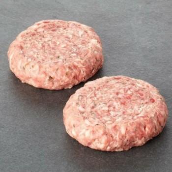 10 Steaks hachés de Magret de Canard 120g