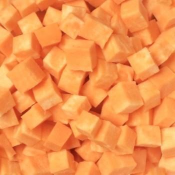 Patates Douces en Cube