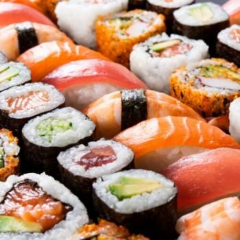 56 Maki et Sushi