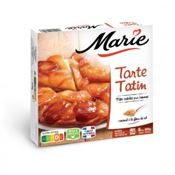 Tarte Tatin Caramel