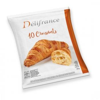 10 Croissants pur beurre 55g