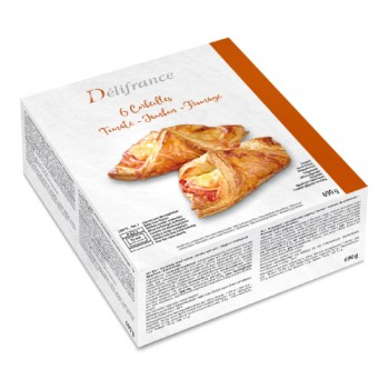 6 Corbeilles Tomate Jambon Fromage 115g