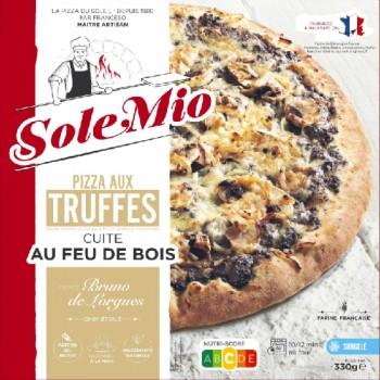 Pizza Truffes