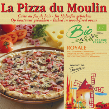 Pizza Royale BIO