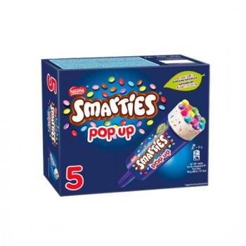 5 Smarties Pop Up Vanille