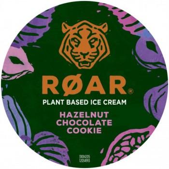 Pot Roar Glace Noisette Morceaux de Cookies Eclat de Noisettes