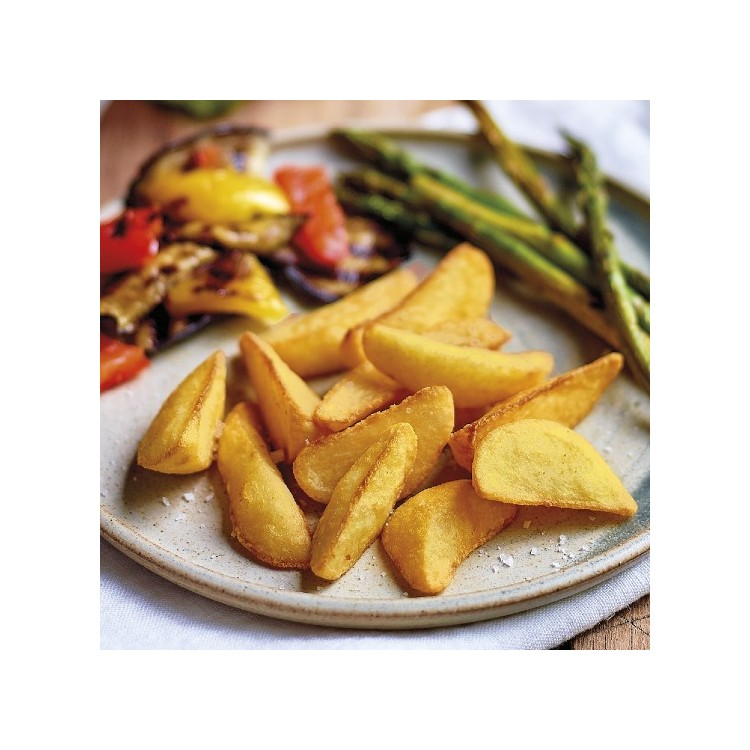 Potatoes Spicy Wedges
