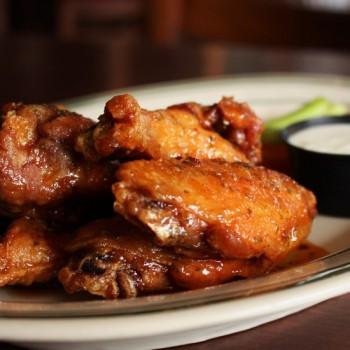 Wings de Poulet façon Mexicaine Cuits