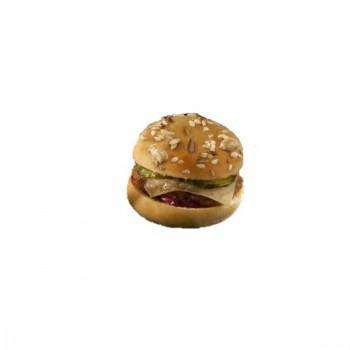 24 Minis Beefburgers 18g